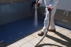 polyurea teras yalıtımı